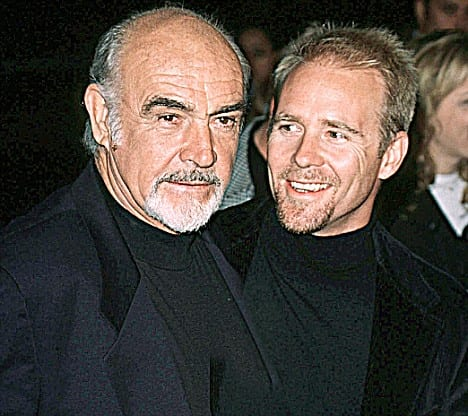 celeb inheritance- sean connery