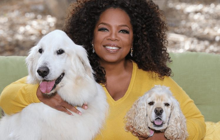 celeb inheritances- oprah