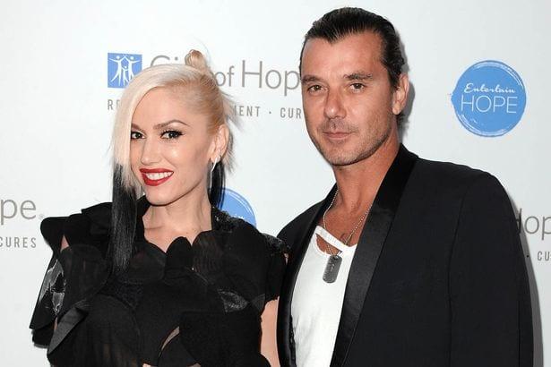 Singer-Gwen-Stefani-and-singer-Gavin-Rossdale