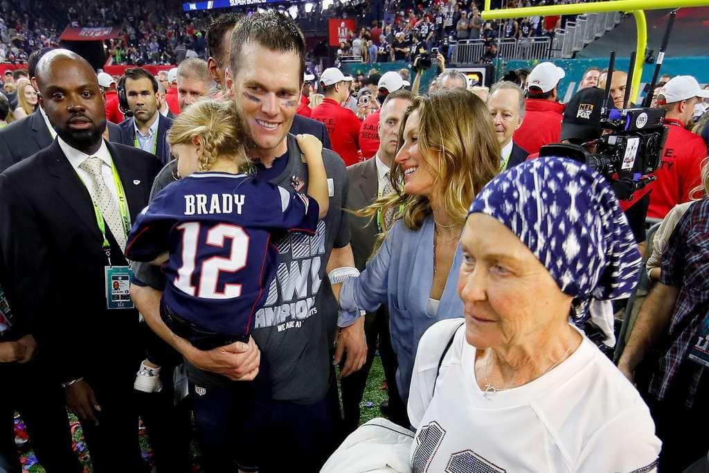 Brady Mom