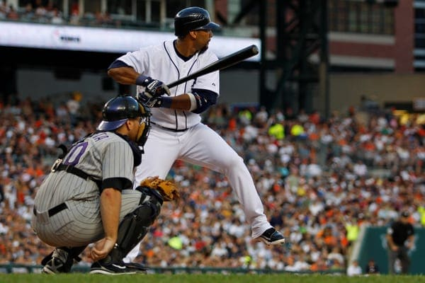MLB: JUN 28 Rockies v Tigers
