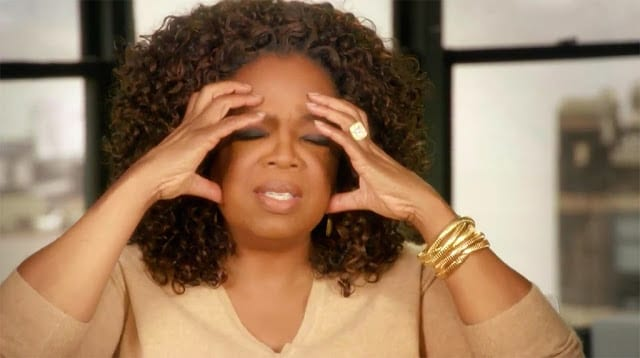 bad mood - oprah