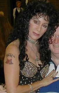 cher- tattoos