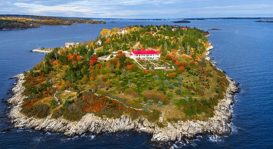 hope island- island