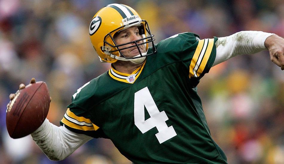 Packers Favre Football