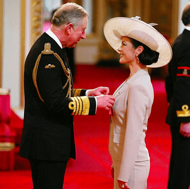 catherine and michael- cbe