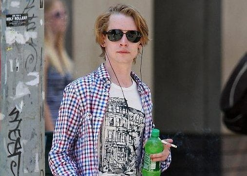 cigarette soda macaulay culkin