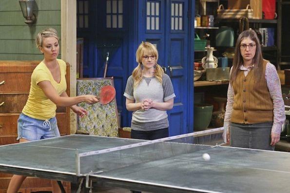 kaley- ping pong