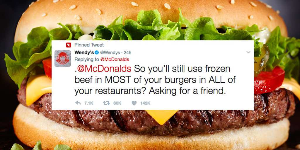 mcdonalds and wendys operations management Mc donald case study 1 fast food industry giants such as wendys, pizza hut, and mcdonalds are mcdonald's suppliers have food safety management.