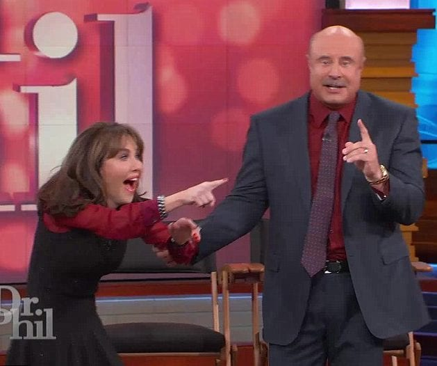 dr. phil robin