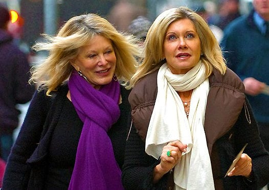 EXCLUSIVE: Olivia Newton-John is Welsh