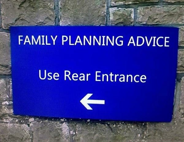 funny-signs-family-planning-rear-entrance