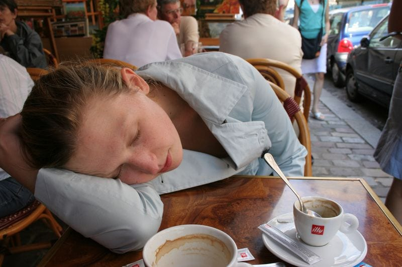 napping coffee