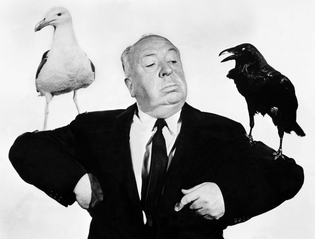 alfred hitchcock birds