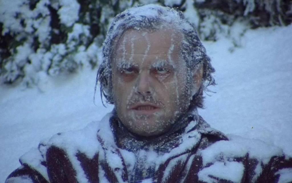 nicholson frozen shining