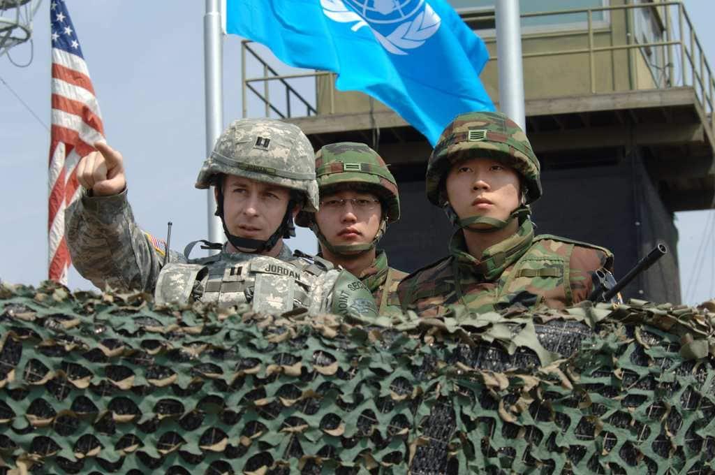 korea usa army