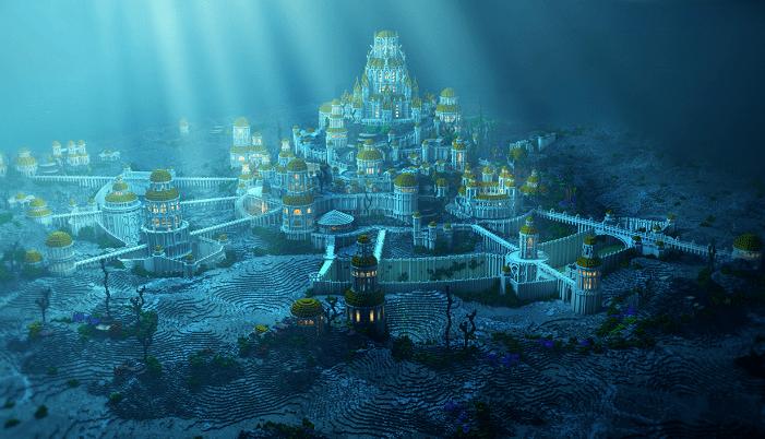 atlantis lost city