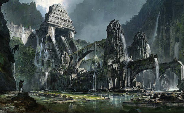 atlantis lost city
