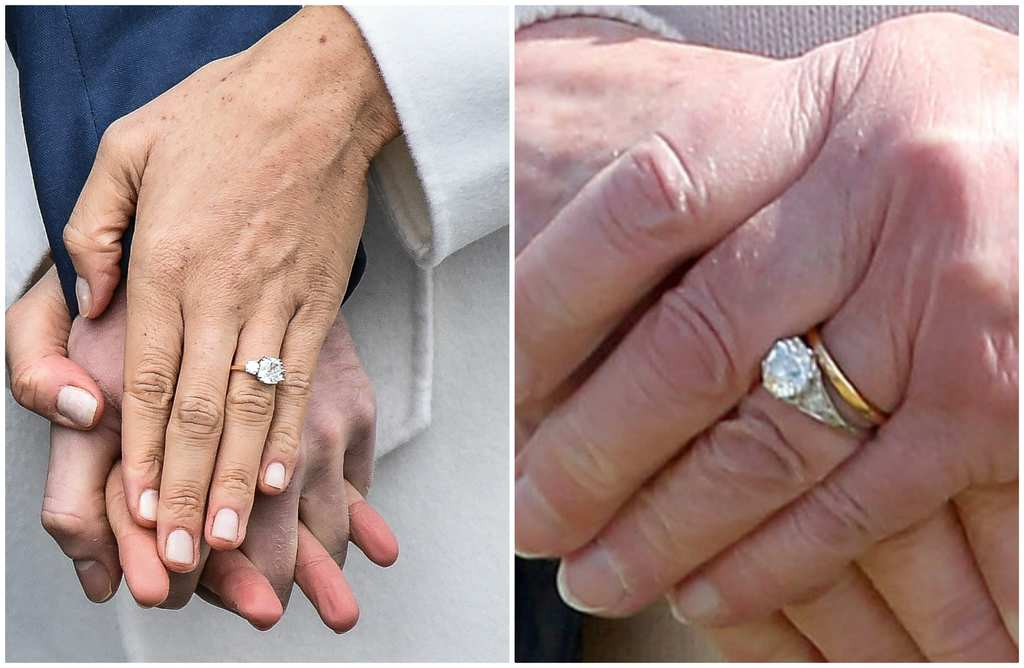 royal wedding- rings