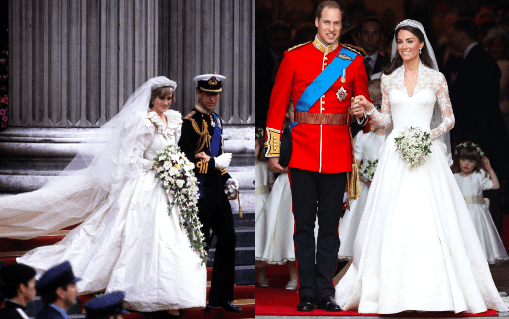 royal wedding- dresses