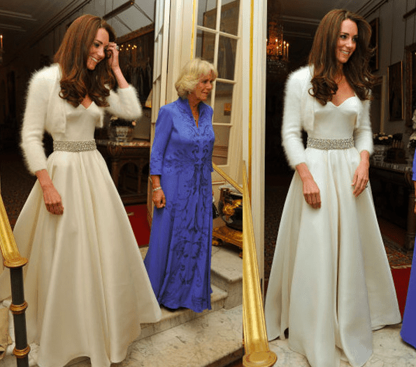 royal wedding- kate dress