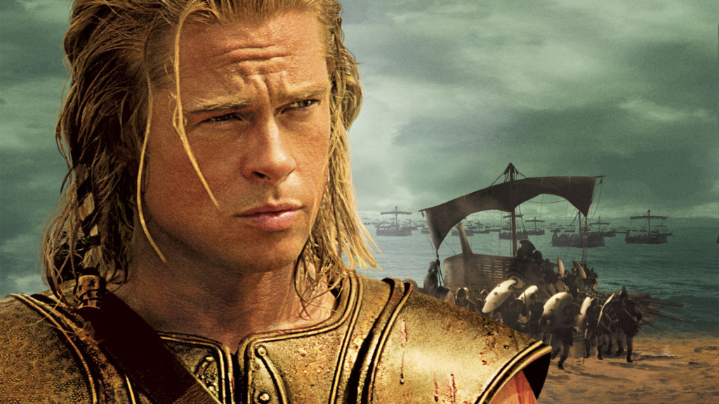"summary of troy movie A test on troy: what's real vs what's reel however, if the movie ""troy"" tickles your curiosity but you're without the means to travel to troy."