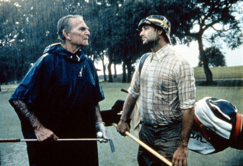Things You Never Knew From The Set Of Caddyshack