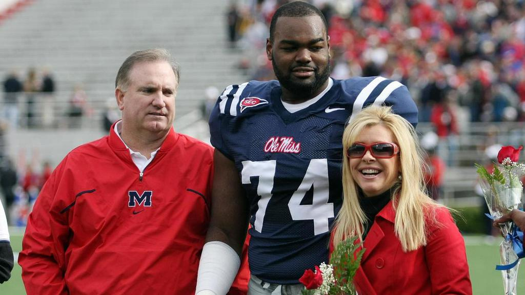 michael oher and the real story of the blind side  football prodigy