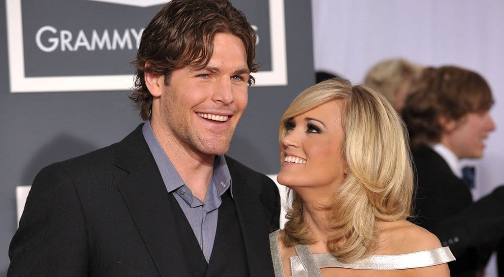 Relationship Goals Carrie Underwood and Mike Fisher
