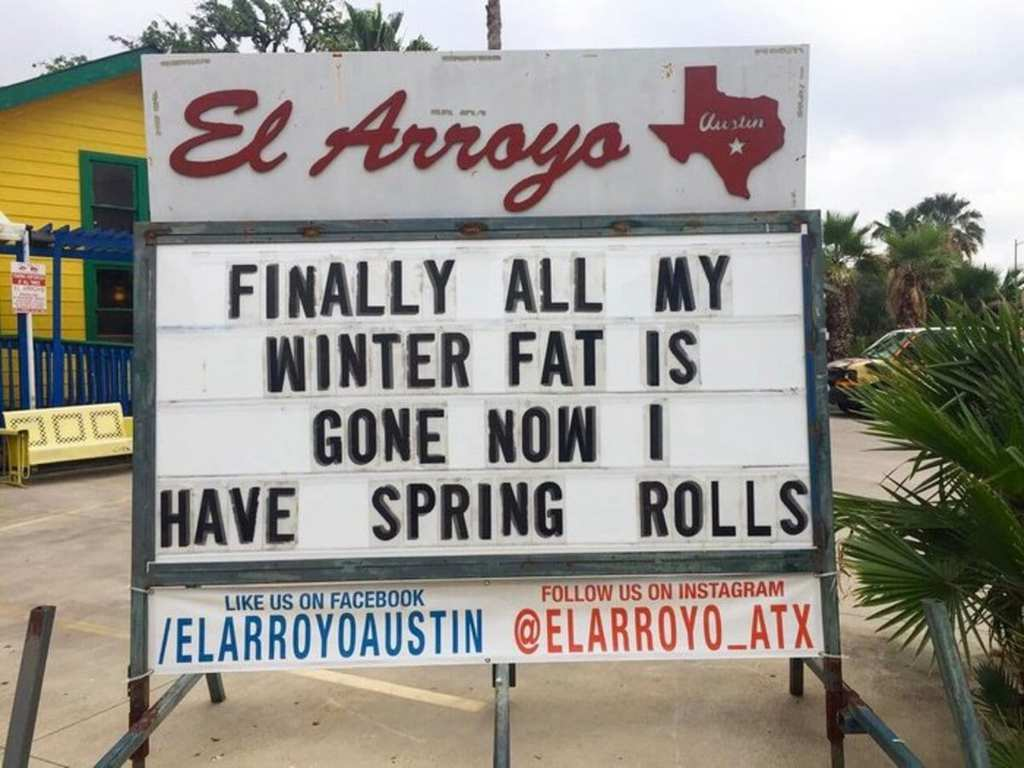 these hilarious restaurant signs will make you cry with laughter