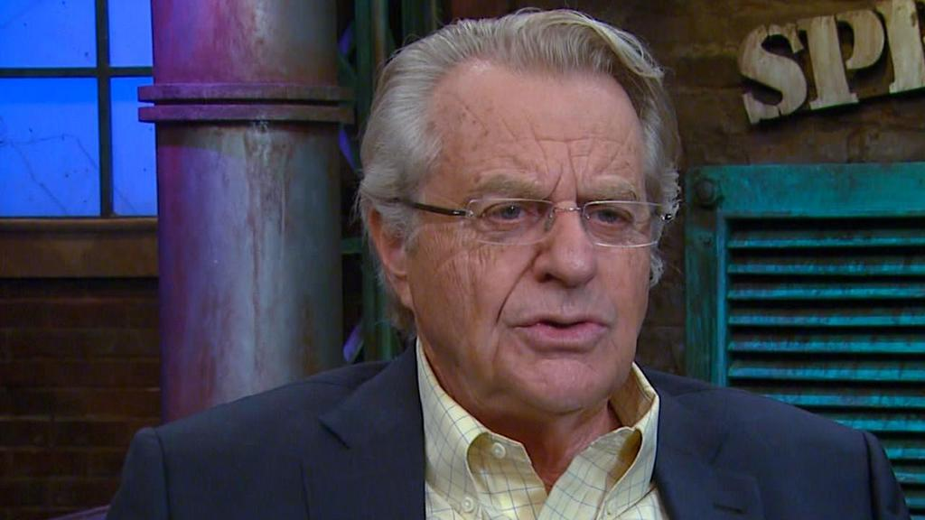 powers-jerry springer