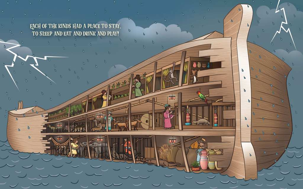 Scientists Believe They Solved The Mystery Of Noah S Ark S
