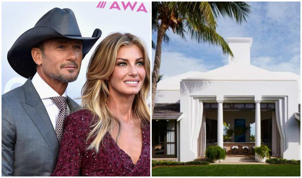 Tour Your Favorite Celebrities Enormous Private Mansions