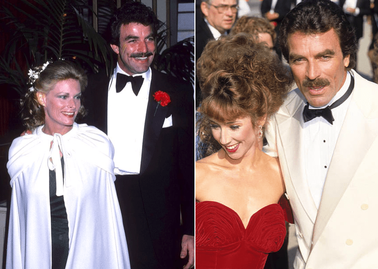 Tom selleck marriage details a sudden announcement for Tom selleck jacqueline ray wedding