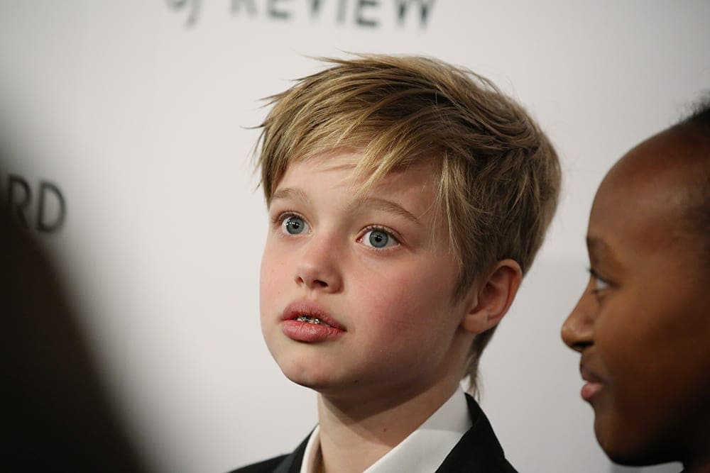 The Incredible Transformation Of Shiloh Jolie-Pitt No One ...