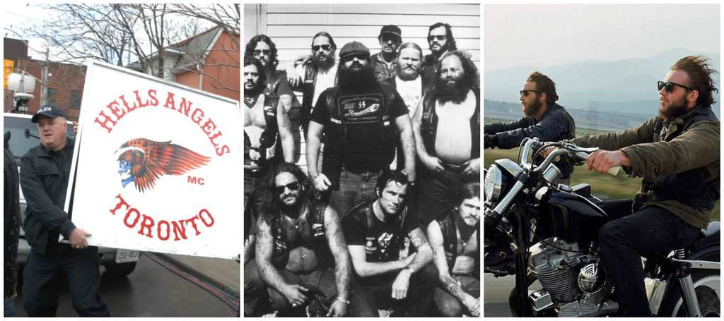 An Insider's Look Into The Infamous Hells Angels Motorcycle Club