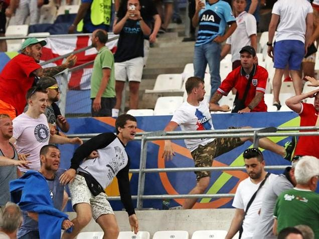 Hooliganism-scars-Euro-2016-as-England-Russia-risk-ejection