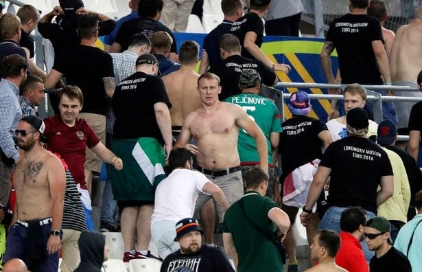 Fans-clash-after-the-UEFA-EURO-2016