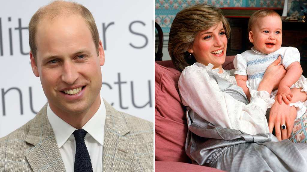 Prince William / Princess Diana