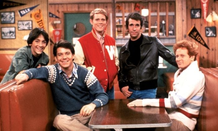 The 'Happy Days' Producers Kept Something A Secret ...