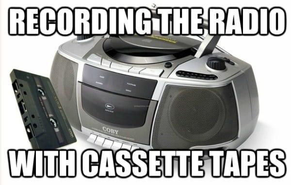 nostalgic-recording