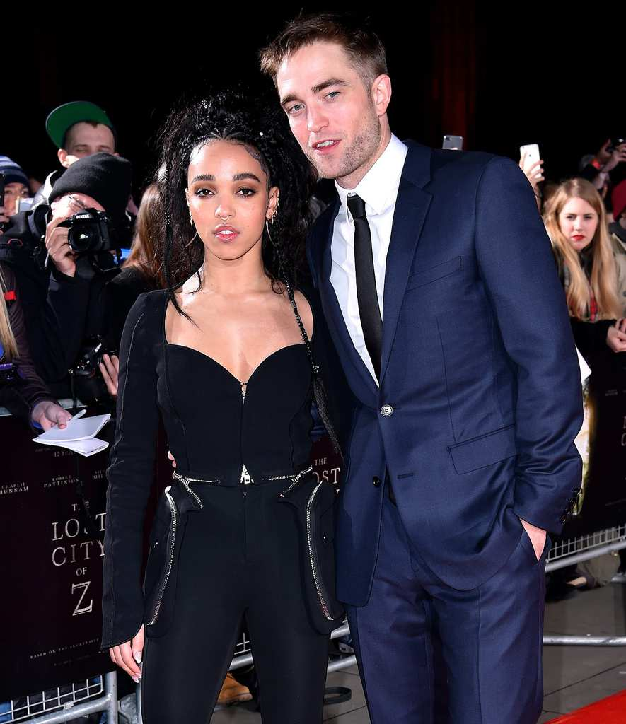 How long has robert pattinson been dating fka twigs. how to delete account in meet me dating app.