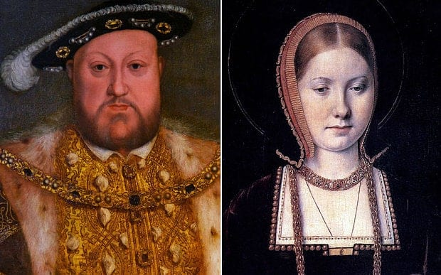 henry viii and catherine of aragon relationship quotes