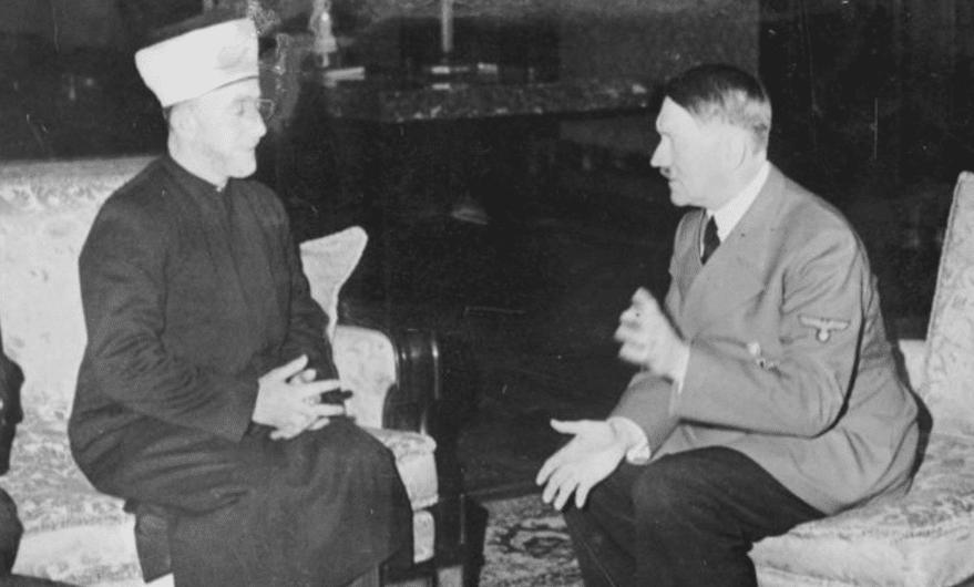 hitler- meeting