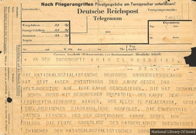Hitler-document