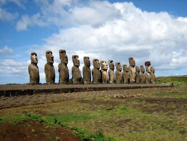 Easter Island 14