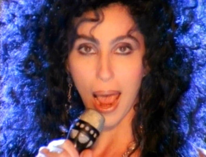 cher- turn back time