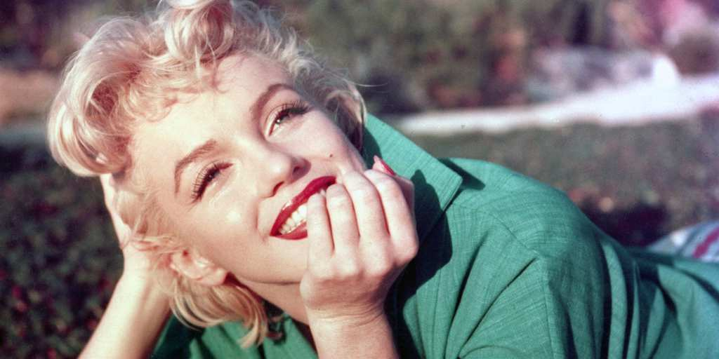 marilyn monroe - lashes