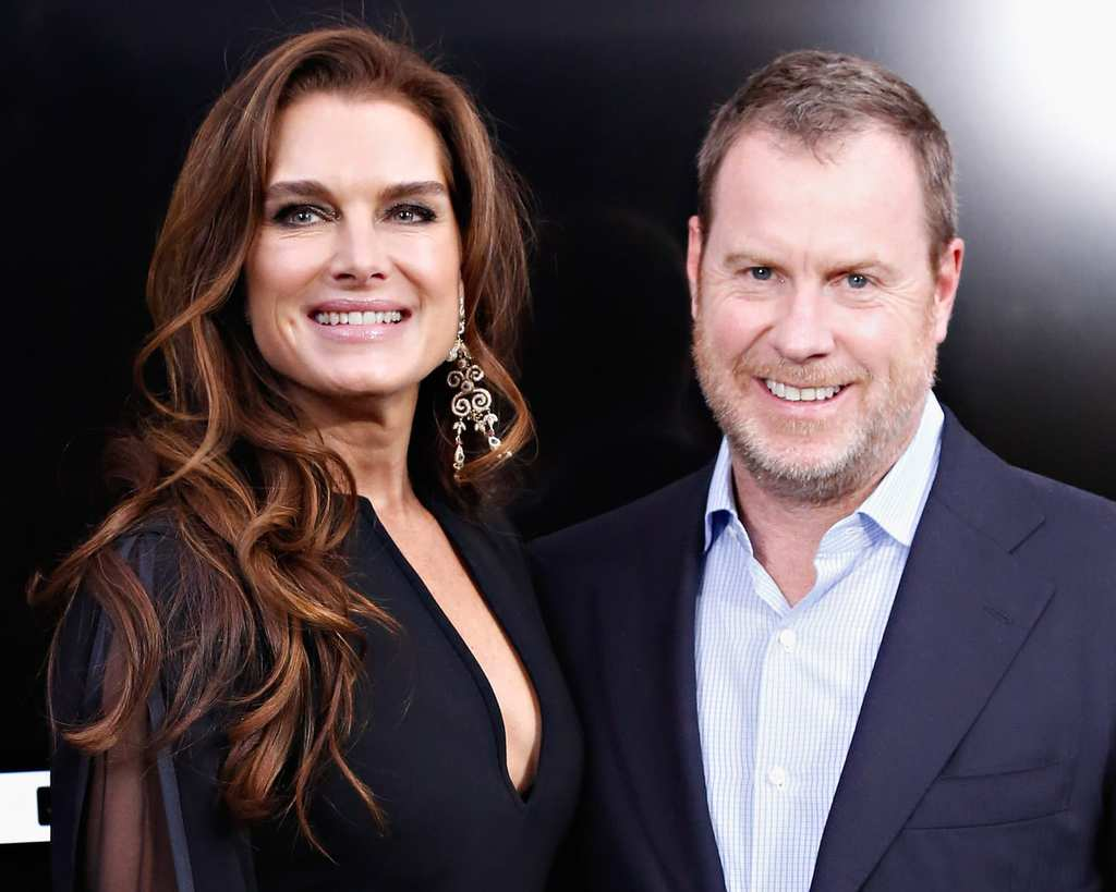 brooke shields - chris henchy