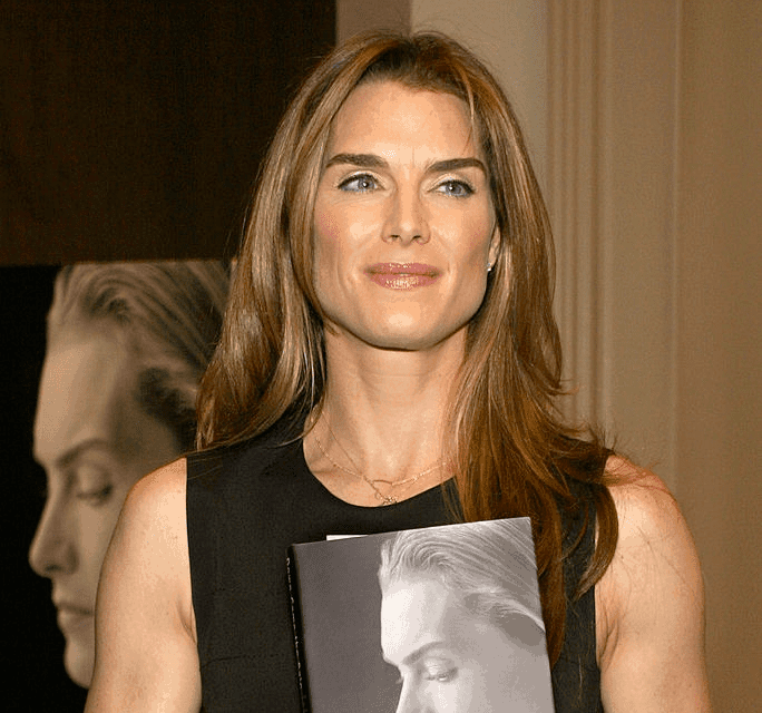brooke shields - book